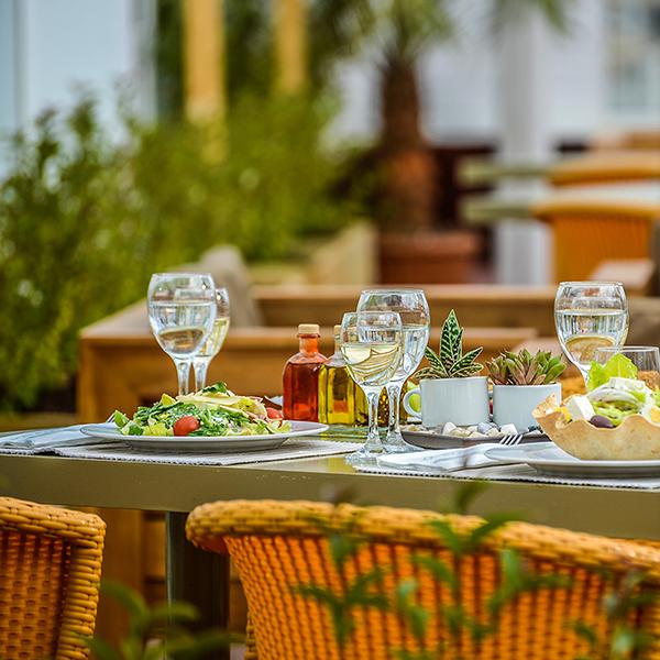 Capsis Thessaloniki Hotel Restaurant