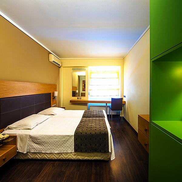 Thessaloniki Capsis Hotel Elegant Room